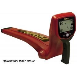Цифровой трассоискатель FISHER TW-82HC (с кейсом)